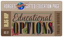 Hoagies' Blog Hop: Educational Options